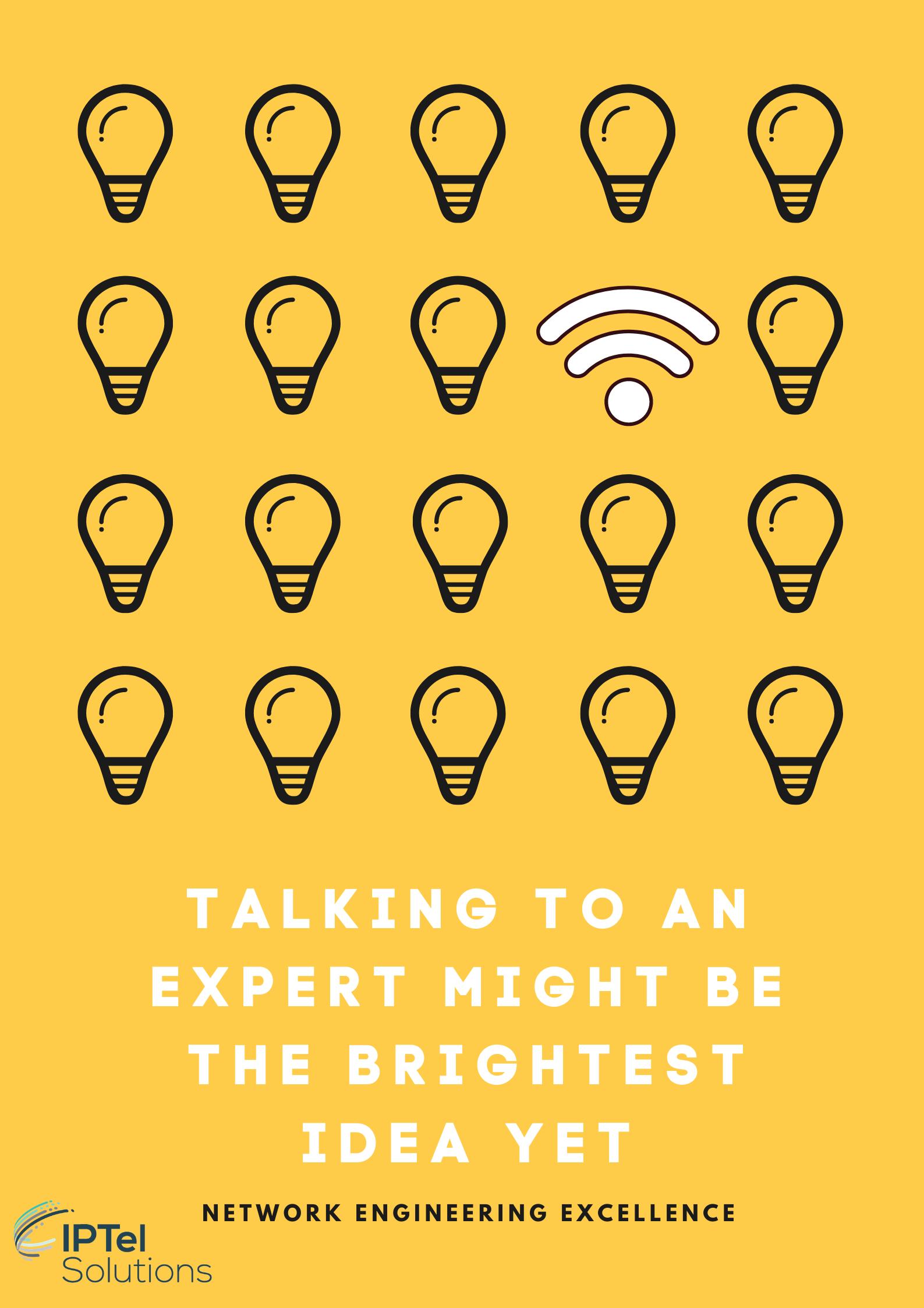 Bright Ideas Wi-Fi Ad